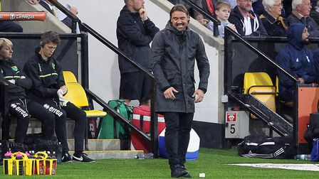 Daniel Farke is looking for a great leap forward at Sheffield United. Picture: Paul Chesterton/Focus