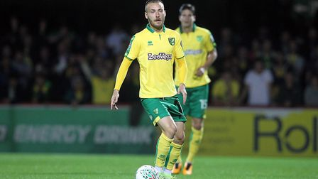 Give this man a new deal... Tom Trybull will be a wanted man in January. Picture: Paul Chesterton/Fo