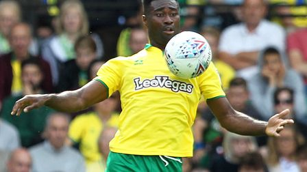 Alex Tettey was rested at the weekend. Picture: Paul Chesterton/Focus Images