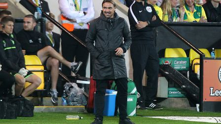 Daniel Farke remains confident he will bring success to Norwich City this season. Picture by Paul Ch