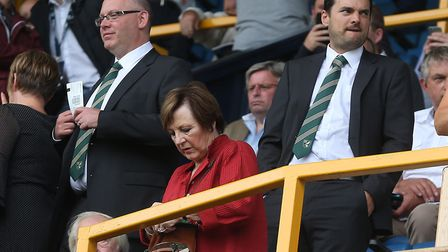 Norwich City attended a Football League meeting on Thursday that has agreed to vote on plans for an