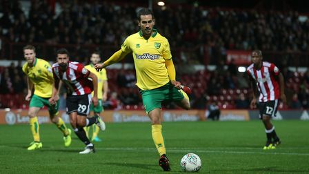 Mario Vrancic came back with a bang at Brentford. Picture: Paul Chesterton/Focus Images Ltd