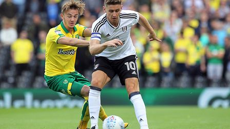 James Maddison trained on Friday after calf problems. Picture: Paul Chesterton/Focus Images Ltd