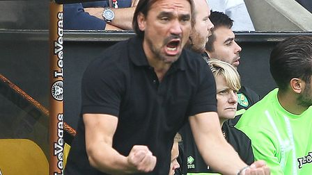 Daniel Farke is not getting carried away at Norwich City. Picture: Paul Chesterton/Focus Images