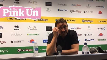 Daniel Farke gives his verdict following Norwich City's goalless draw with Bristol City. Picture: yo