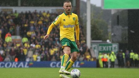 Tom Trybull is really looking the part at the Canaries. Picture: Paul Chesterton/Focus Images