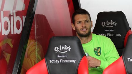 Wes Hoolahan will be hoping for a Carabao Cup start for Norwich City in midweek - as will a few othe