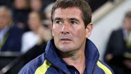Burton Albion boss Nigel Clough will have been heartened by his side's defensive display.