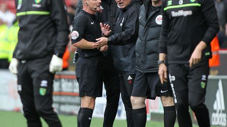 Norwich City's perceived time-wasting pushed Sheffield United boss Chris Wilder into a sending off a
