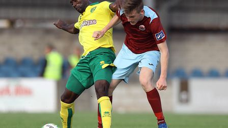 Alex Tettey is not set for a loan exit. Picture: Lorraine O'Sullivan/Focus Images