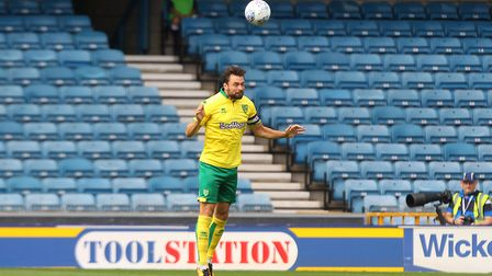 The abuse directed towards Russell Martin was out of order. Picture: Paul Chesterton/Focus Images Lt