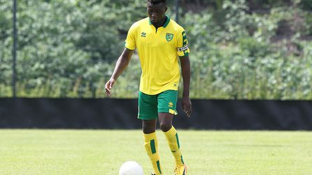 Michee Efete is off to Torquay on loan. Picture: Paul Chesterton/Focus Images Ltd