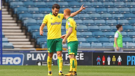 Daniel Farke has defended skipper Russell Martin, who was the target for some of the disappointed No
