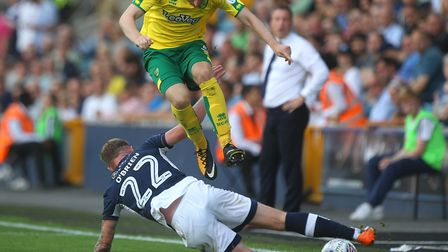 James Husband has to hurdle Aiden O'Brien at The Den. Picture: Paul Chesterton/Focus Images