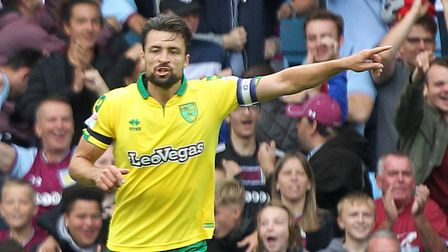 Russell Martin swaps club for country duty over the coming days. Picture: Paul Chesterton/Focus Imag