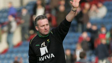 Paul Lambert had his moments in the Norwich City dressing room. Picture: Michael Sedgwick/Focus Imag