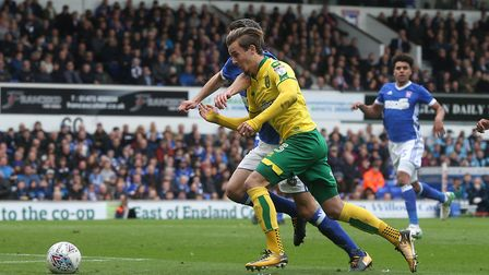 Norwich City have unearthed a gem in James Maddison. Picture: Paul Chesterton/Focus Images
