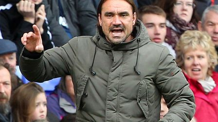 Daniel Farke fancies his chances of a cup upset. Picture: Paul Chesterton/Focus Images Ltd 7