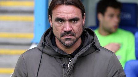 Norwich head coach Daniel Farke is due to speak to the media this afternoon. Picture by Paul Chester