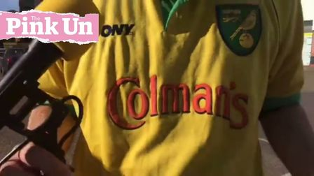 Take in the PinkUn Matchday show from Carrow Road and the rest of our videos as Norwich City drew wi