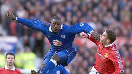 Danny Higginbotham started his career at Manchester United and played in some fierce derbies around