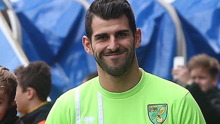 Norwich City's top scorer Nelson Oliveira starts at Arsenal tonight after sitting out Sunday's win a