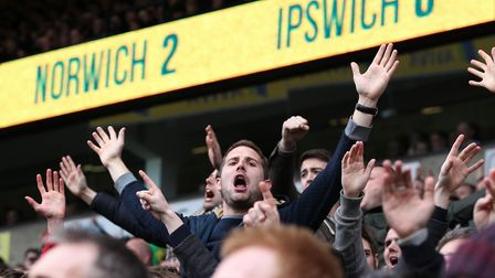 Norwich beat Ipswich 2-0 at Carrow Road in March 2015 - but can you remember who scored the goals? P