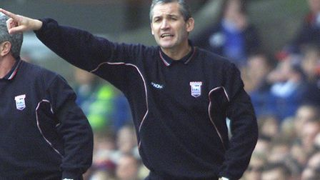 Former Ipswich Town boss George Burley believes Sunday is the best chance for the Blues to claim der