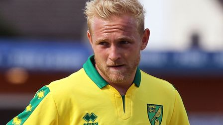 Alex Pritchard could be back in mid-December. Picture by Paul Chesterton/Focus Images Ltd