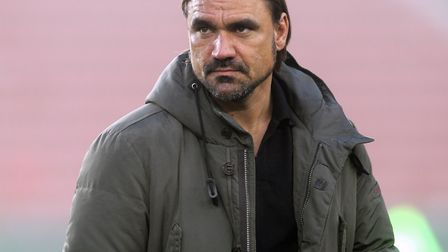 Daniel Farke has injury concerns ahead of today's game. Picture: Paul Chesterton/Focus Images Ltd