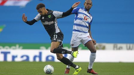 Josh Murphy was back in the ranks and keen to make a positive impression. Picture: Paul Chesterton/F