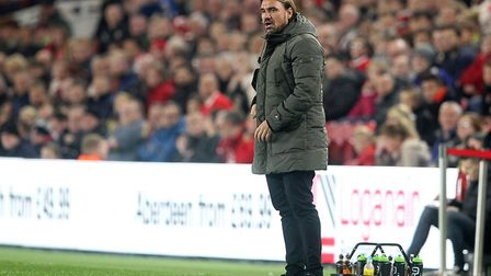 Daniel Farke arrived at Norwich with a reputation as an excellent coach of young players. Picture: P