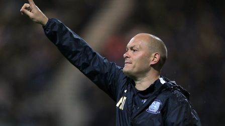 Alex Neil - the former City boss now doing well at Preston. Picture: PA
