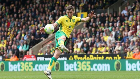 Jonny Howson spent five years at Carrow Road. Picture: Paul Chesterton/Focus Images Ltd