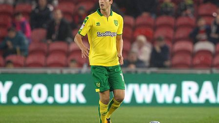 Timm Klose has been in top form for the Canaries. Picture by Paul Chesterton/Focus Images Ltd
