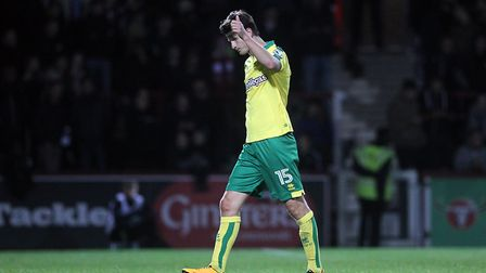 Timm Klose has made a huge impact since returning to the Canaries' first team. Picture: Paul Chester