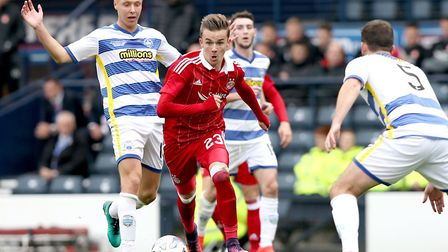 James Maddison enjoyed a fruitful loan spell in the Scottish Premiership with Aberdeen.