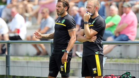 Darren Huckerby has left Norwich City as Under-23s coach. Picture: Paul Chesterton/Focus Images