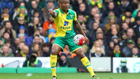 Former Canaries loan player Andre Wisdom. Picture: Paul Chesterton/Focus Images Ltd