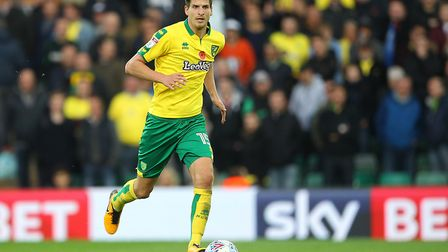 Timm Klose already has eyes on Norwich City payback following their Derby County defeat at Carrow Ro