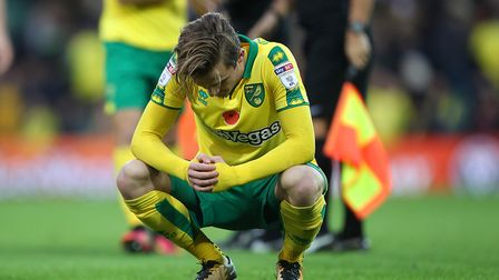 James Maddison sums up the mood of frustration after Norwich City's 2-1 Championship defeat to Derby