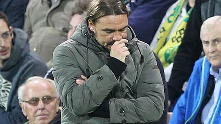 Daniel Farke knows how tough Wolves will be. Picture: Paul Chesterton/Focus Images Ltd
