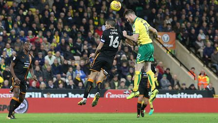 Marley Watkins was deployed in a striking role against Wolves. Picture: Paul Chesterton/Focus Images