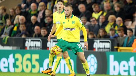 Tom Trybull aims to bounce back from a below-par defeat against Wolves this weekend. Picture: Paul C