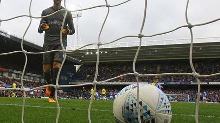 Angus Gunn has been enjoying himself as Norwich City's number one this season, nowhere more so than