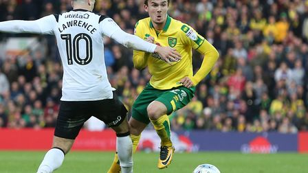 James Maddison is catching the eye for Norwich City this season. Picture: Paul Chesterton/Focus Imag