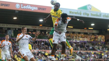 Norwich City striker Cameron Jerome has struggled to get amongst the goals this season. Picture: Pau