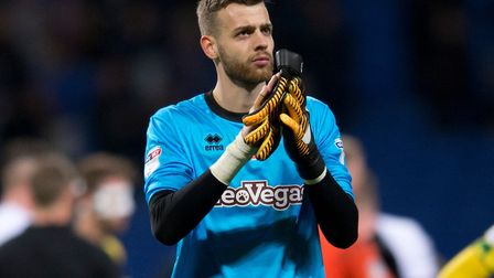 Angus Gunn has played every minute of City's 16 league games, keeping a joint league high of seven c