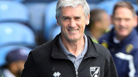 Former Norwich interim head coach Alan Irvine has joined West Ham. Picture by Paul Chesterton/Focus