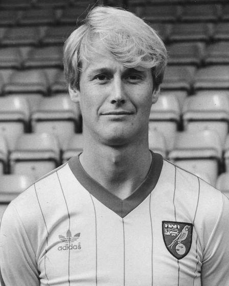Age Hareide was a Norwich City team mate of Martin O'Neill. Picture: Archant